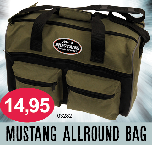 Mustang allround bag